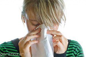 ساده ترین درمان ها برای آبریزش بینی