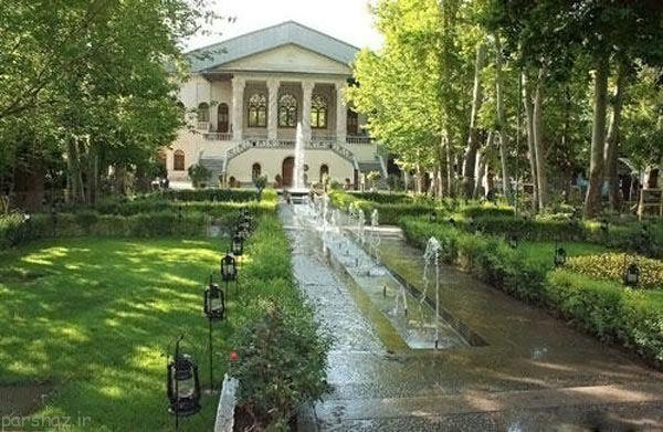 طبیعت زیبای شهر تهران در فصل بهار
