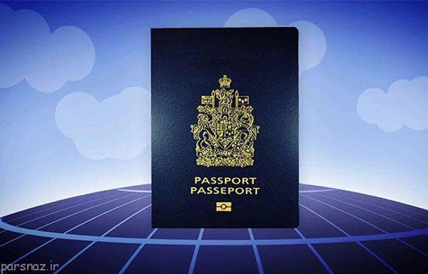 با قدرتمندترین پاسپورت های جهان آشنا شوید