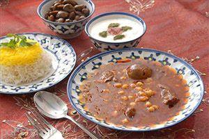 غذا های سنتی یزدی ها که باید نوش جان کنید