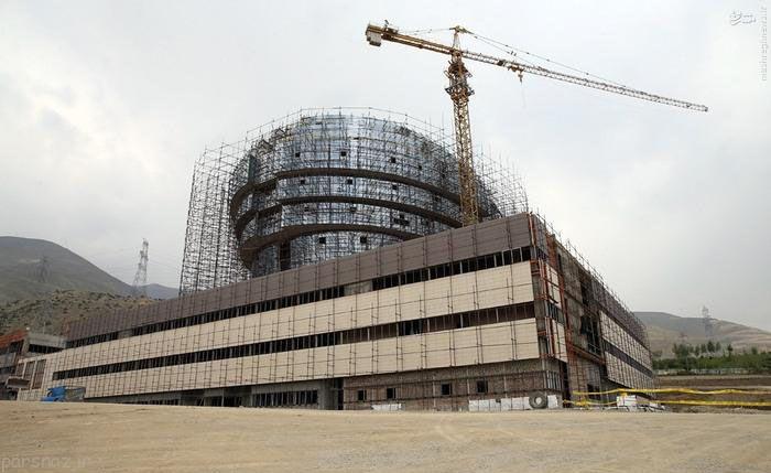 ساخت مجهزترین بیمارستان مغز و اعصاب دنیا در ایران
