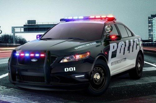 خودروهای پلیس منحصر به فرد در دنیا