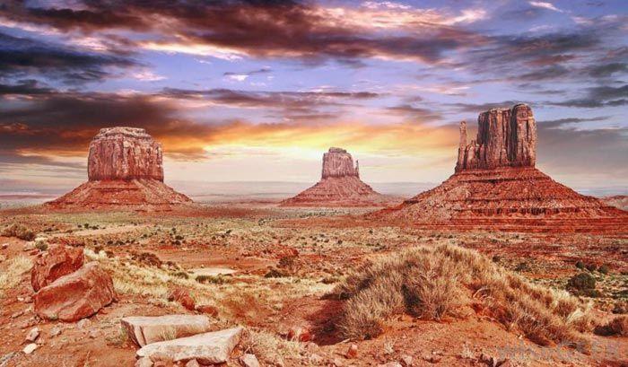 عکس هایی از زیباترین بیابان های دنیا را ببینید
