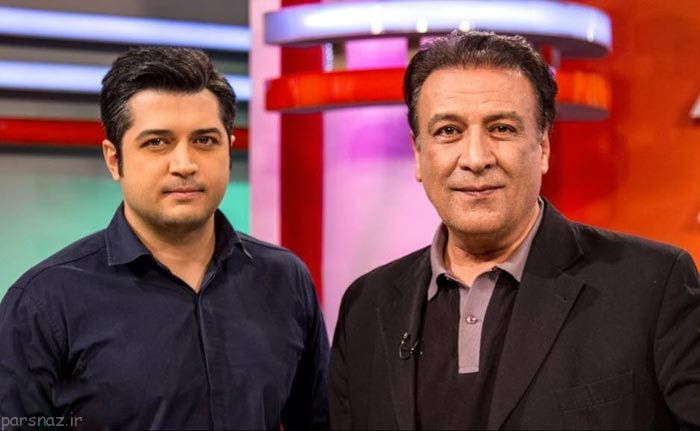 پسران و پدران بازیگر در سینمای ایران