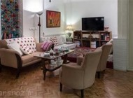 زیباترین دکوراسیون مبل و کاناپه برای جلو تلویزیون
