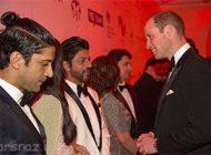 ملاقات کیت میدلتون با آیشواریا رای و شاهرخ خان