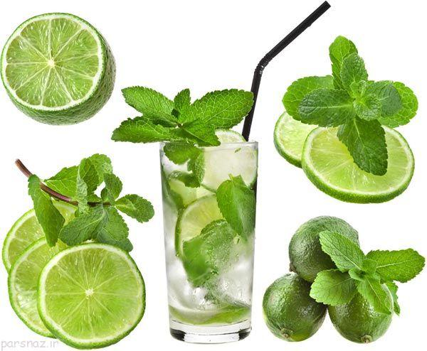 با میوه ی لیمو بیماری های خود را علاج کنید