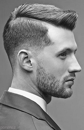 جدیدترین مدل های مو کوتاه مردانه در سال 2016
