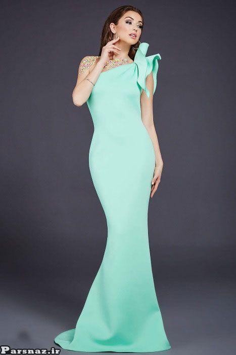 شیک ترین مدل لباس مجلسی زنانه مارک (سری 2016)