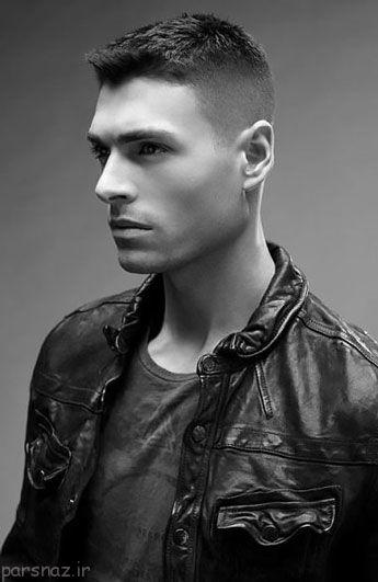 ع پروفایل مو بلند جدیدترین مدل های مو کوتاه مردانه در سال 2018