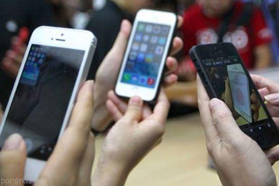 ایرانیها از اینترنت موبایل چقدر استفاده می کنند
