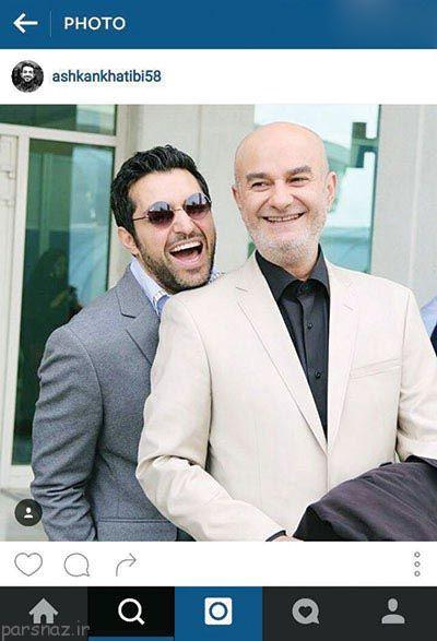 بازیگران ایرانی مارک باز را بشناسیم