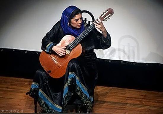 با موفق ترین بانوان ایرانی در جهان آشنا شوید