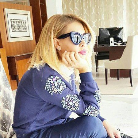 جدیدترین تصاویر خواننده مشهور لبنانی، نوال الزغبی