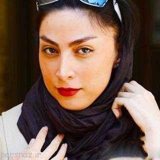 عکس های داغ کشف حجاب ساناز زرین در GEM TV