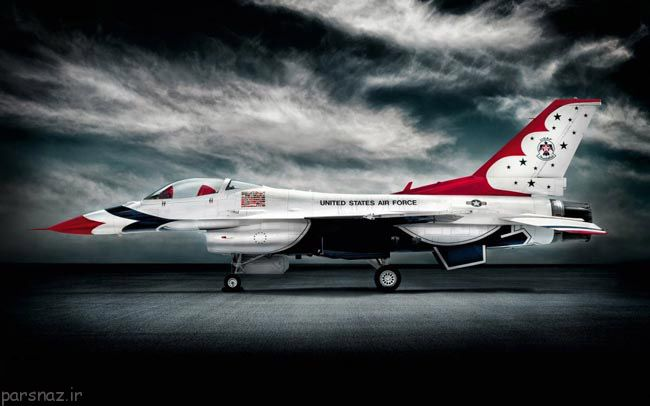 قدرتمندترین و مدرن ترین جنگنده های نظامی دنیا