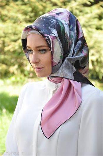 جدیدترین و شیک ترین روسری های ترک 2016