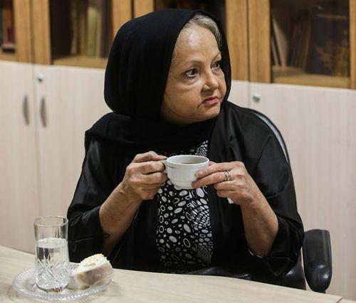 بازیگر زن ایرانی، ثریا حکمت درگذشت