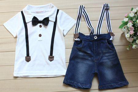 مدل های لباس پسرانه مخصوص بهار و تابستان