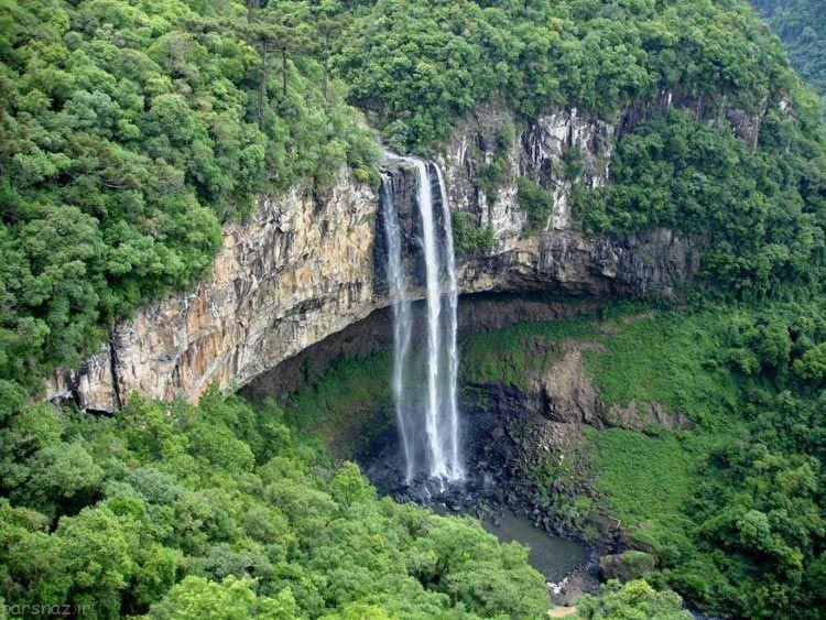 تصاویری از جلوه های رودخانه زیبای آمازون