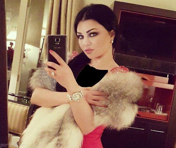 جدیدترین عکس های هیفا وهبی خواننده زیبای عرب