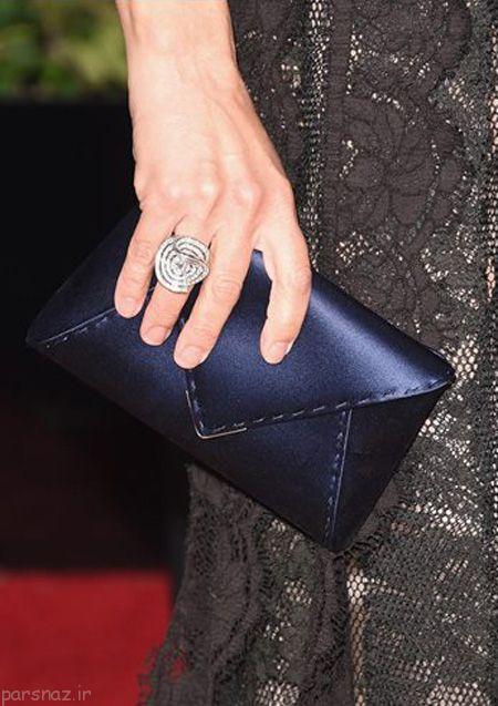 زیباترین مدل کیف ستارگان هالیوود در گلدن گلوب 2016