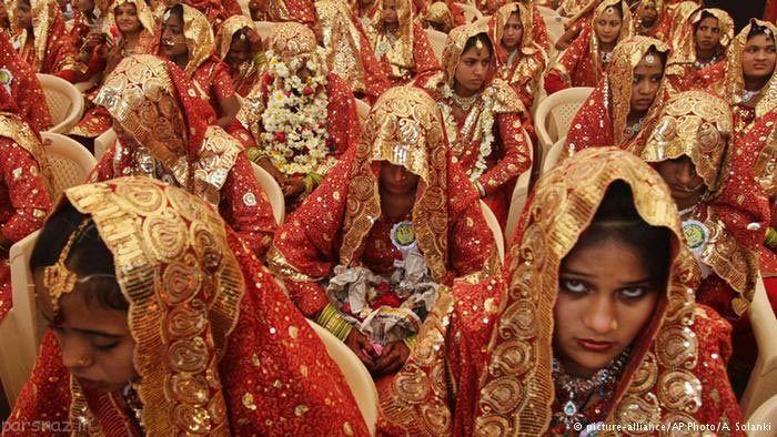 عروسی های گروهی در کشورهای مختلف جهان