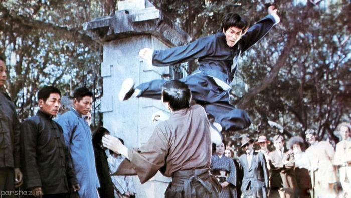 بروس لی اسطوره و استاد ورزش های رزمی