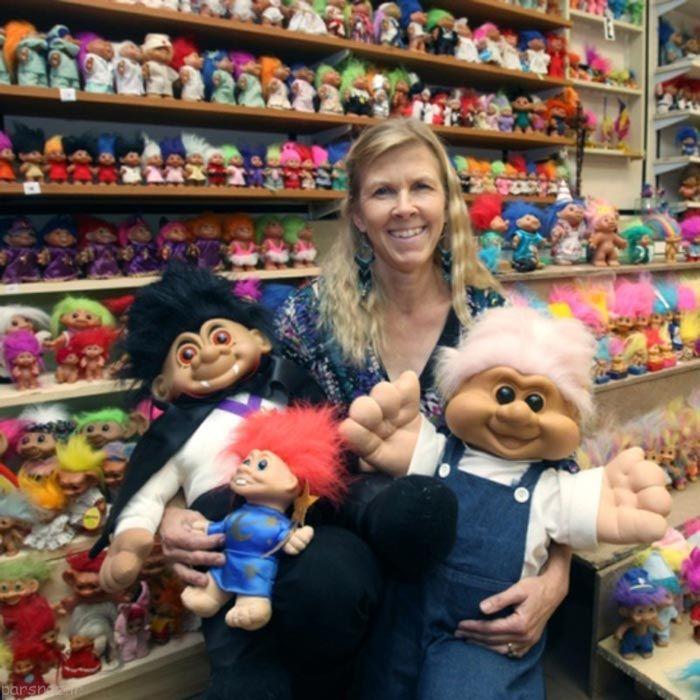 کلکسیون های نادر و عجیب از سراسر جهان
