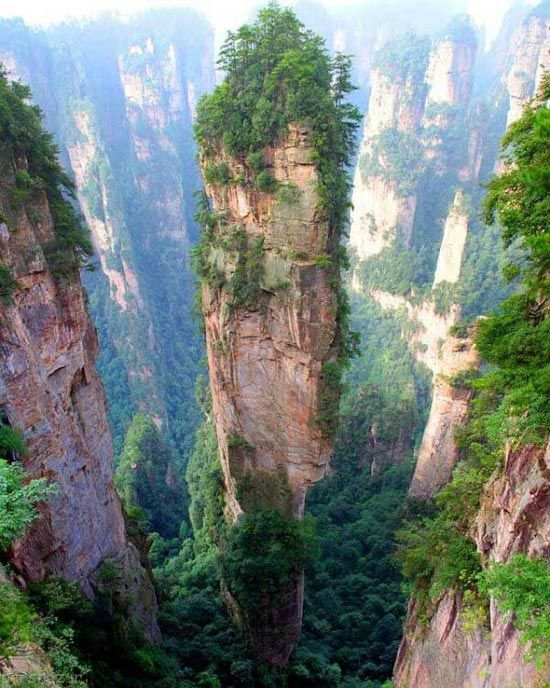 عکسهای طبیعت و مکان های زیبا و شگفت انگیز