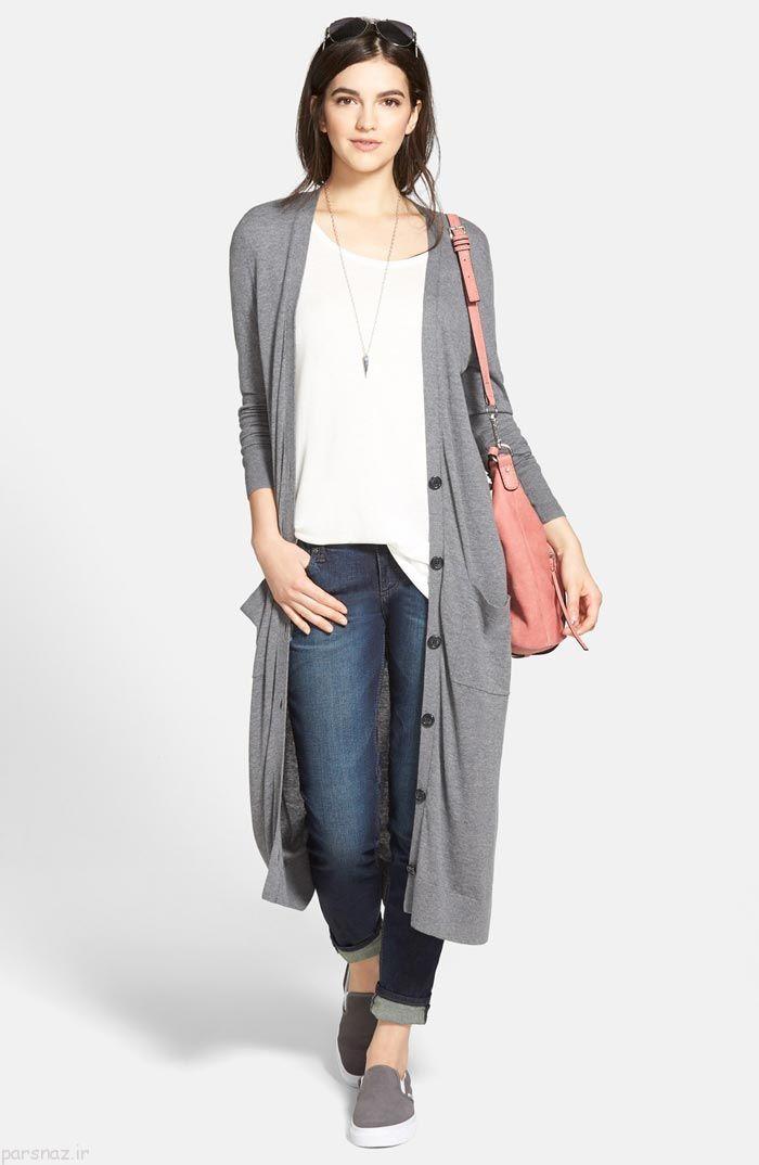 جدیدترین مدلهای ژورنال لباس پاییزی برای بانوان