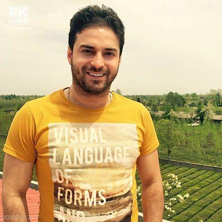بابک جهانبخش خواننده موسیقی پاپ ایران + عکس