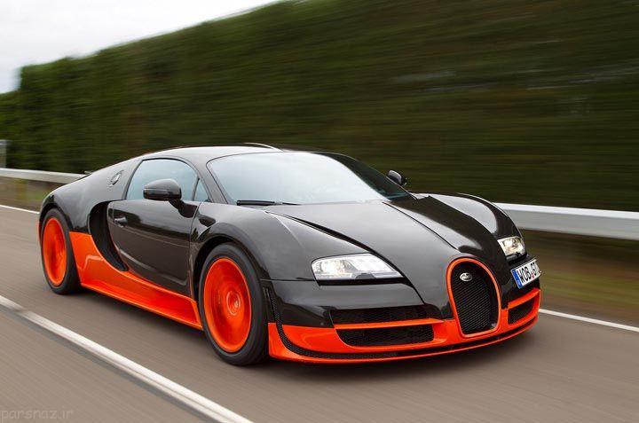 با 10 خودروی سریع جهان آشنا شوید