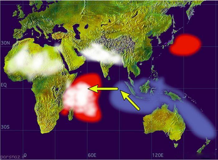 پدیده آب و هوایی ال نینو را بیشتر بشناسید