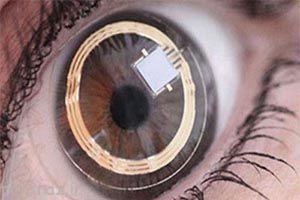 طراحی و ساخت لنز هوشمند توسط سامسونگ
