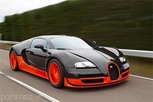 سریعترین خودروهای جهان + عکس