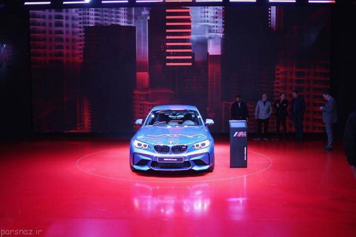 عکس هایی از نمایشگاه ماشین در دیترویت 2016
