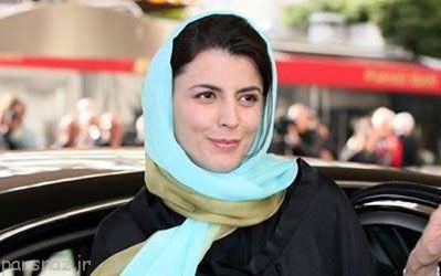 جدیدترین عکسهای لیلا حاتمی بازیگر ایرانی