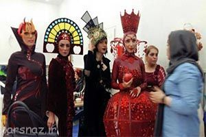 جشن جنجالی هالووین در دانشگاه الزهرا تهران!