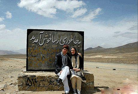 پسر افغانی با عشق خود، دختر نروژی را شیفته کرد+عکس