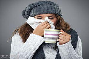 راههای جلوگیری کننده از آنفولانزا و سرماخوردگی