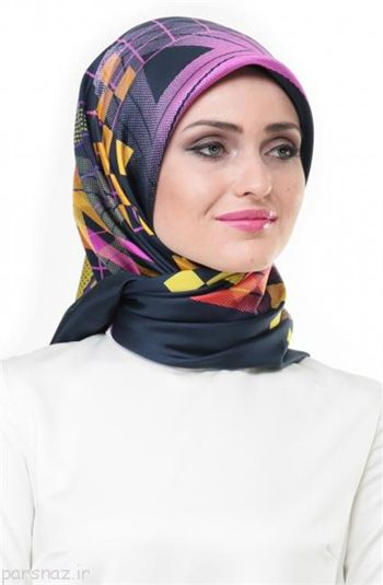 مدل های روسری جدید ترکیه ای و اسلامی