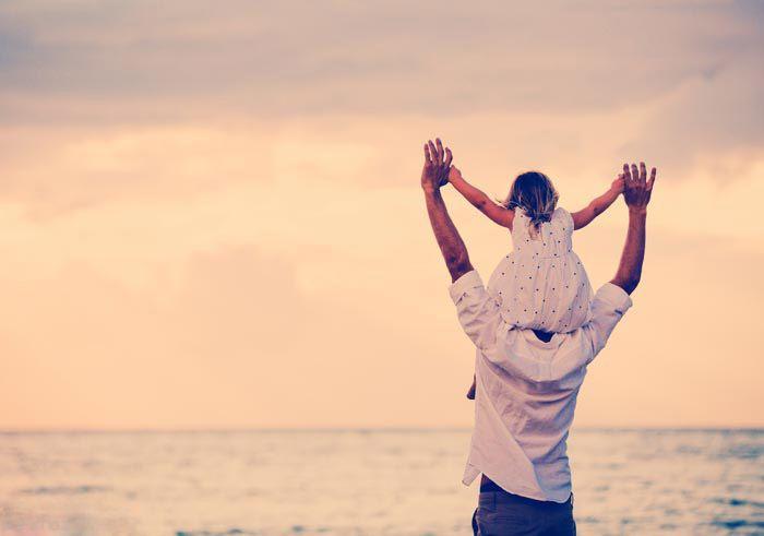 نشانه های یک پدر خوب و خانواده دوست چیست؟
