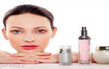 استفاده از پاک کننده های خانگی برای پاک کردن آرایش