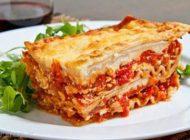 نکاتی مهم برای پخت لازانیا