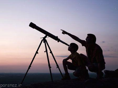 تلسکوپ و انواع مختلف آن را بشناسید
