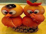 مدل های جالب و زیبا از تزیین پرتقال