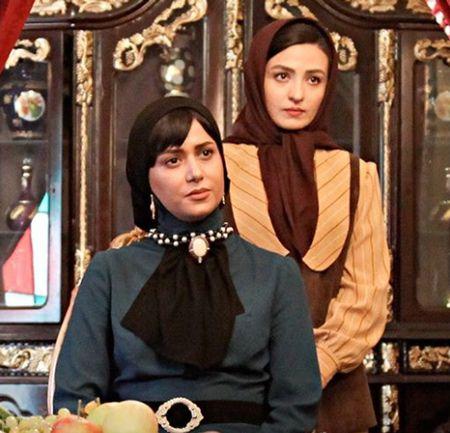 نکاتی در مورد زیبایی های سریال شهرزاد