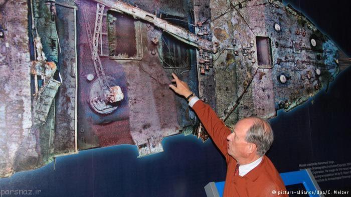 30 سال از کشف بقایای تایتانیک گذشت