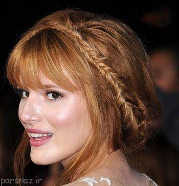 مدل های موی جدید و زیبا از ستارگان سینمای هالیوود